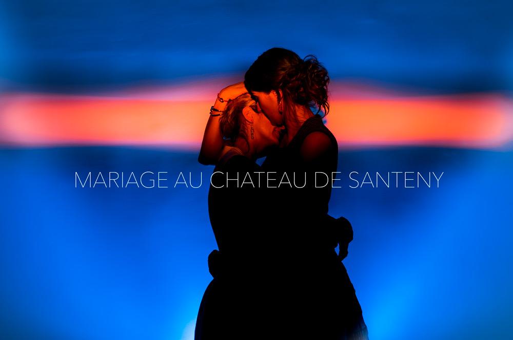 mariage pour tous chateau de santeny